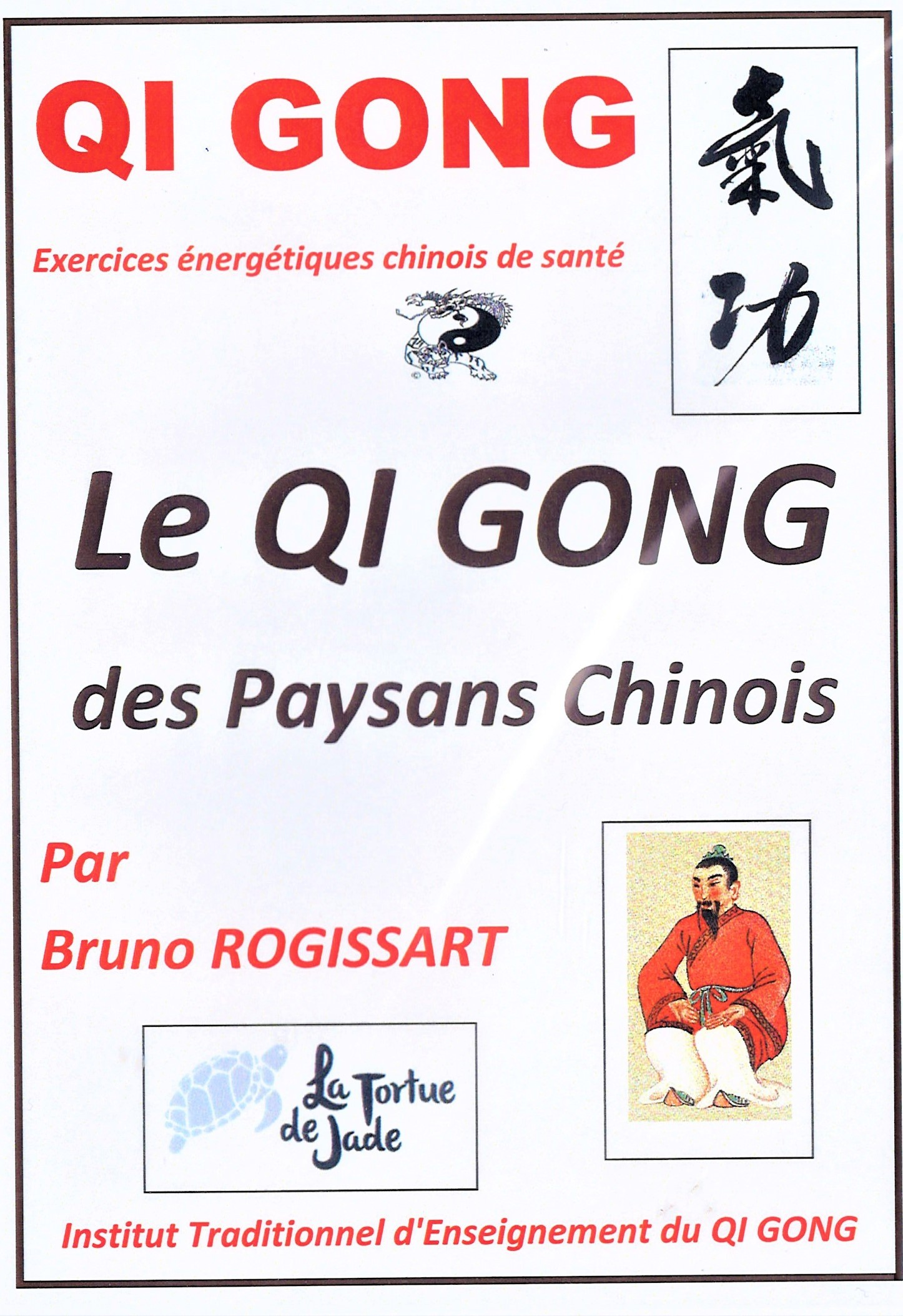 DVD QI GONG des Paysans Chinois