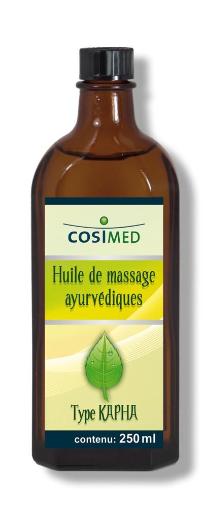 Huile de massage ayurvédique KAPHA  250ml