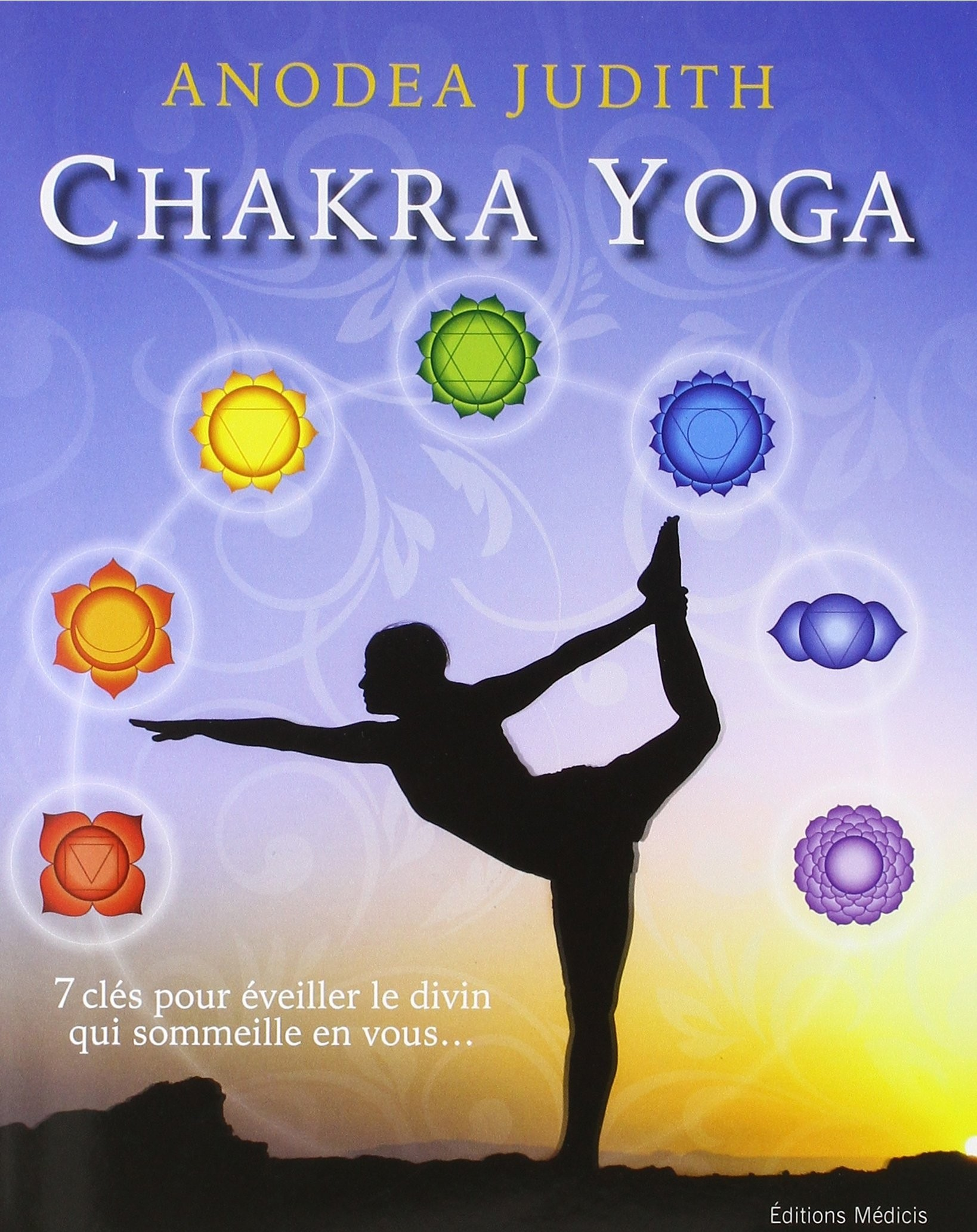 Livre Chakra Yoga