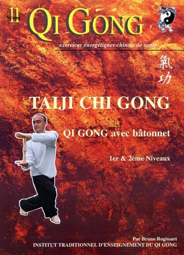 QI GONG avec batonnet 'TAIJICI'