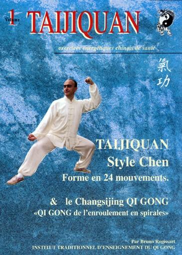 TAIJIQUAN style Chen forme 24.
