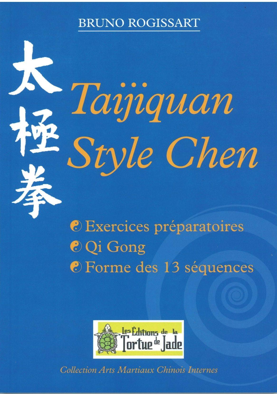 TAIJIQUAN style CHEN