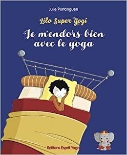 Livre Je dors mieux avec le yoga