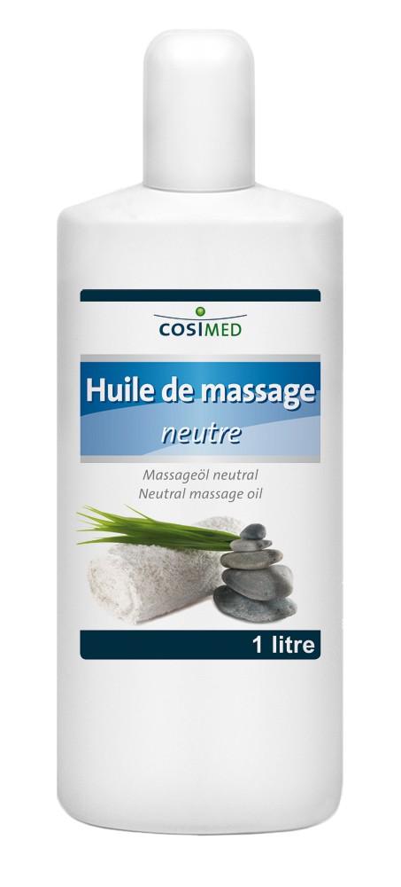 Huile de massage neutre 1L