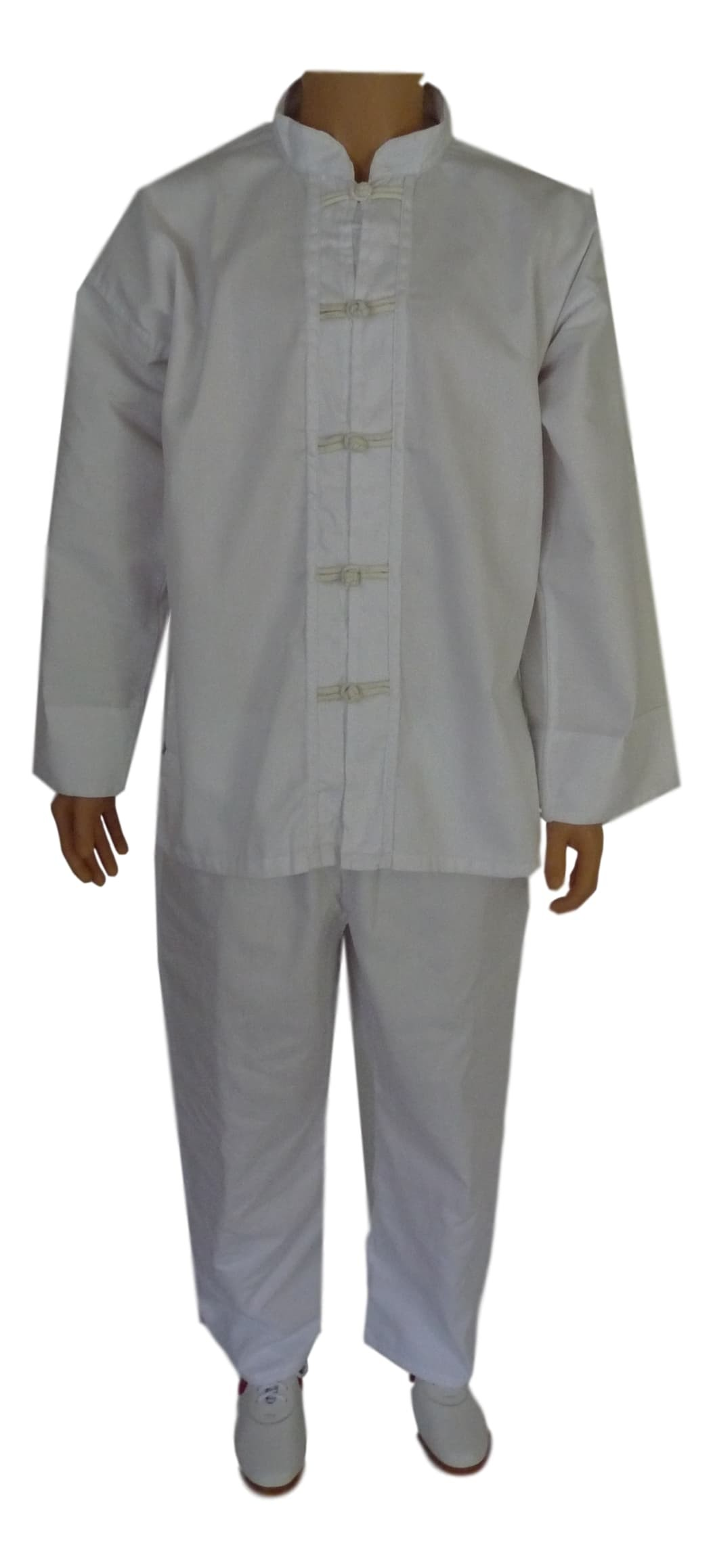 Tenue traditionnelle blanche