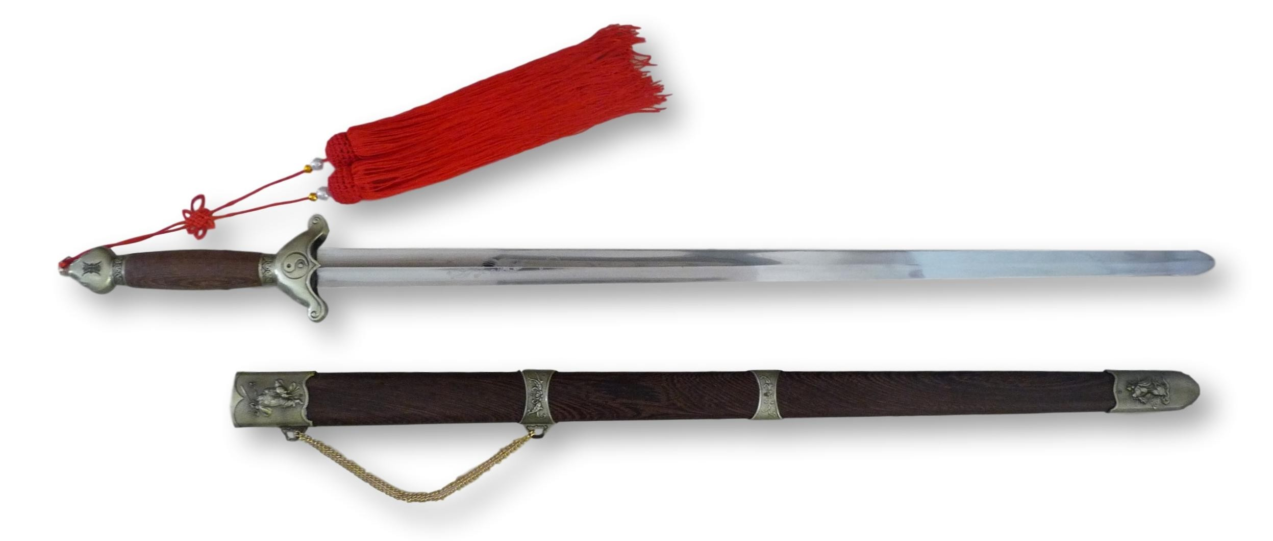 Epée Taiji Yin Yang