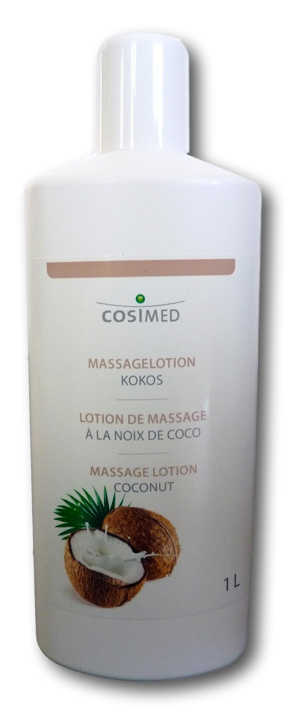 Lotion de massage coco 1L
