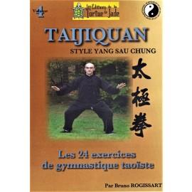 Les 24 exercices de Gymnastique taoïste