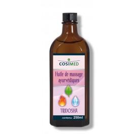 huiles de massage ayurvédiques TRIDOSHA  250ml