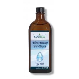 huiles de massage ayurvédiques VATTA  250ml