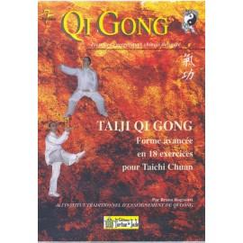 TAIJI QI GONG 'avancés' en 18 exercices