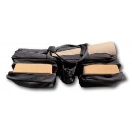 Kit yoga confort noir