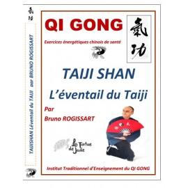 TAIJI SHAN l'éventail du TAIJI