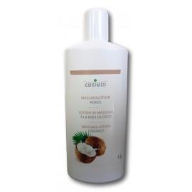 Lotion de massage coco 1L