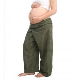 Pantalon de maternité yoga 100% coton