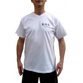 Tee-shirt Taijiquan - 100% coton