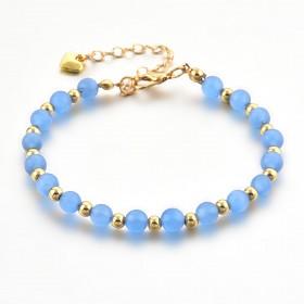 Bracelet en pierres naturelles oeil de chat