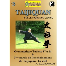 TAICHI CHUAN 'le ciel' & Gymnastique taoïste 17 à 24