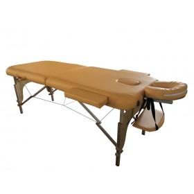 Table de massage pliante safran 186x71cm